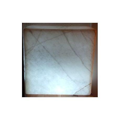 Applique en Onyx Blanc