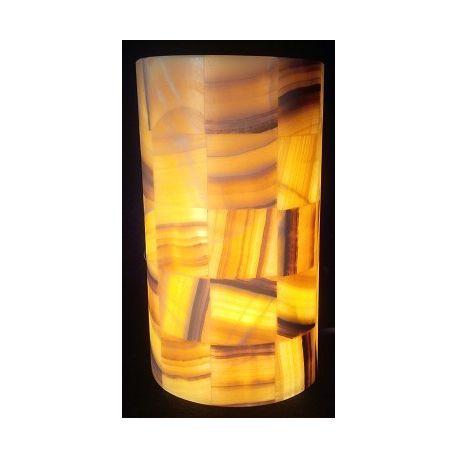 Applique Canne à Sucre Onyx 25X14X8 cm