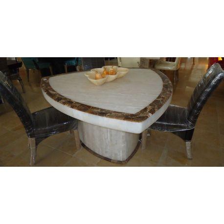 Table de Salle à Manger onyx